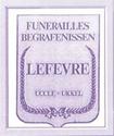 pompes funèbres à Uccle, Bruxelles